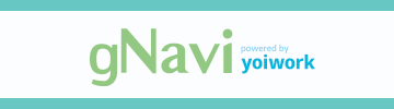 gNavi powered by yoiwork